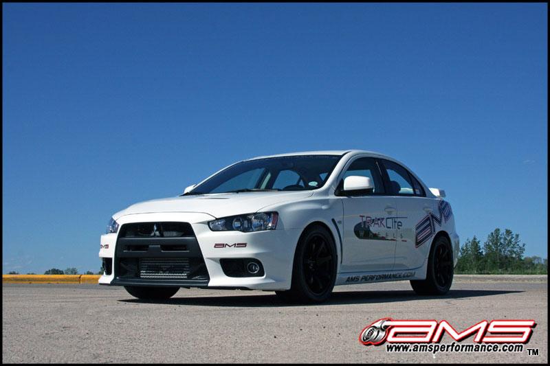 Mitsubishi Tuning - AMS Performance EVO X