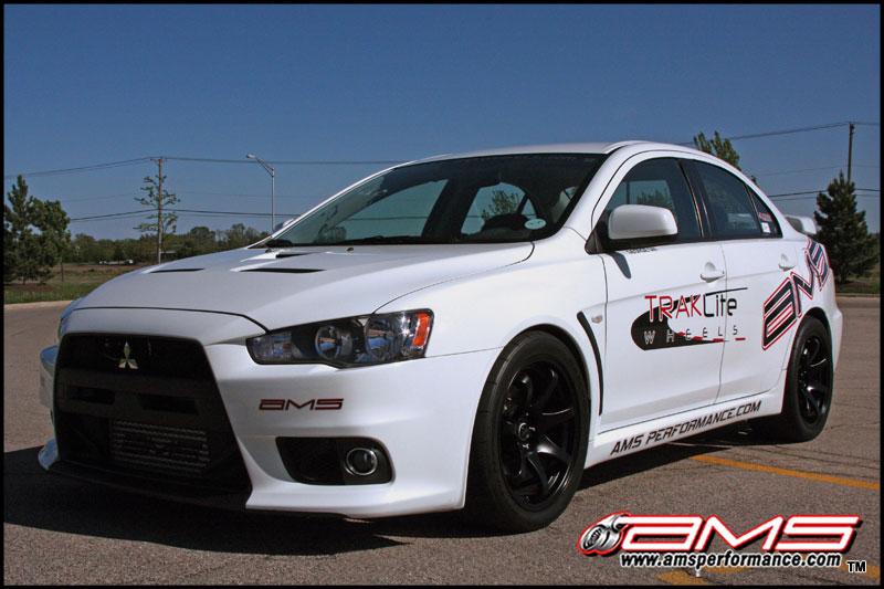 Mitsubishi Tuning Ams Performance Evo X