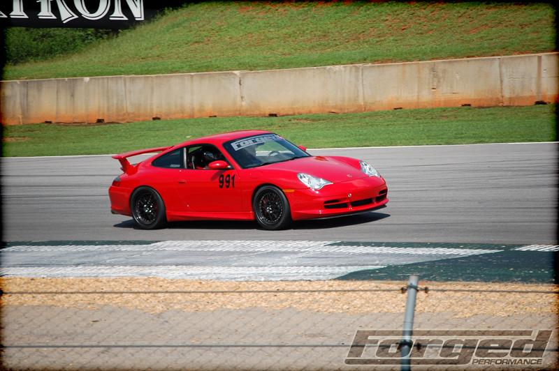 Build: Track Based Porsche 911 GT3 (996)