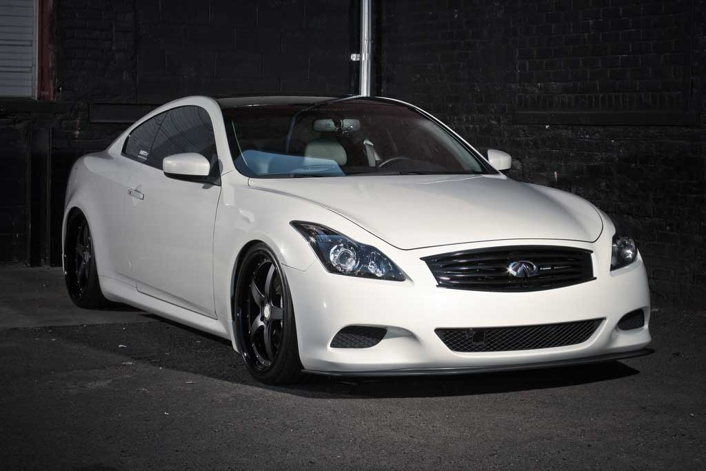 Build: Twin Turbo 502 Rear Wheel Horsepower Infiniti G37