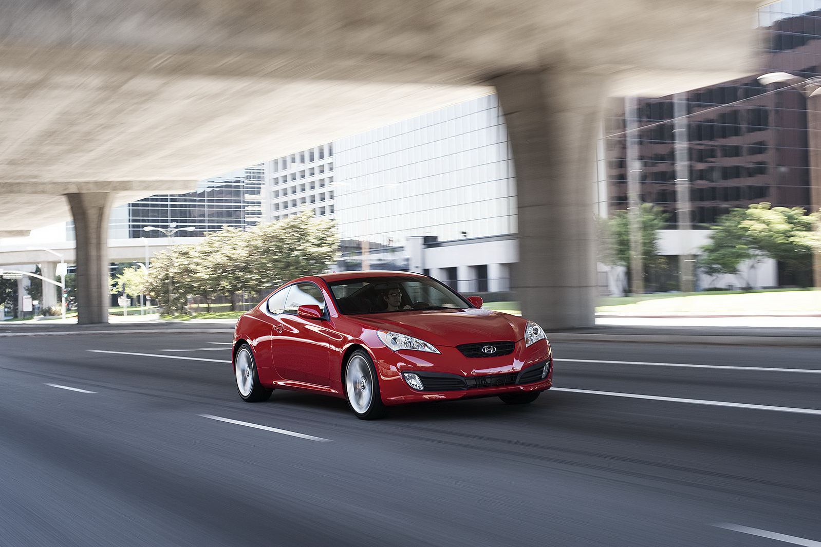 Hyundai Cars News Genesis Coupe Launch Early 2011