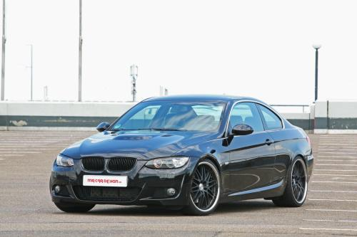 bmw 335i black. It is a BMW 335i tuned by