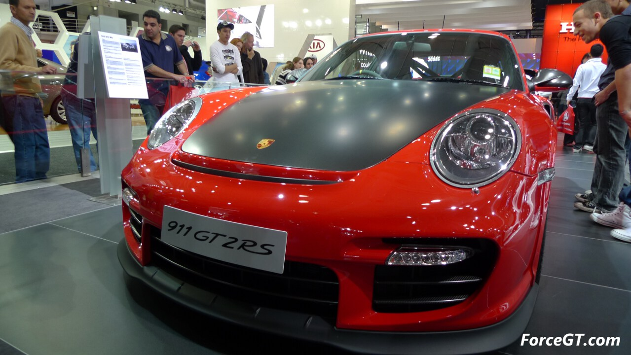 In Pictures: 2010 Australian International Motor Show