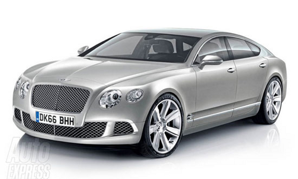 Bentley Cars News Bentley To Release Four Door Coupe