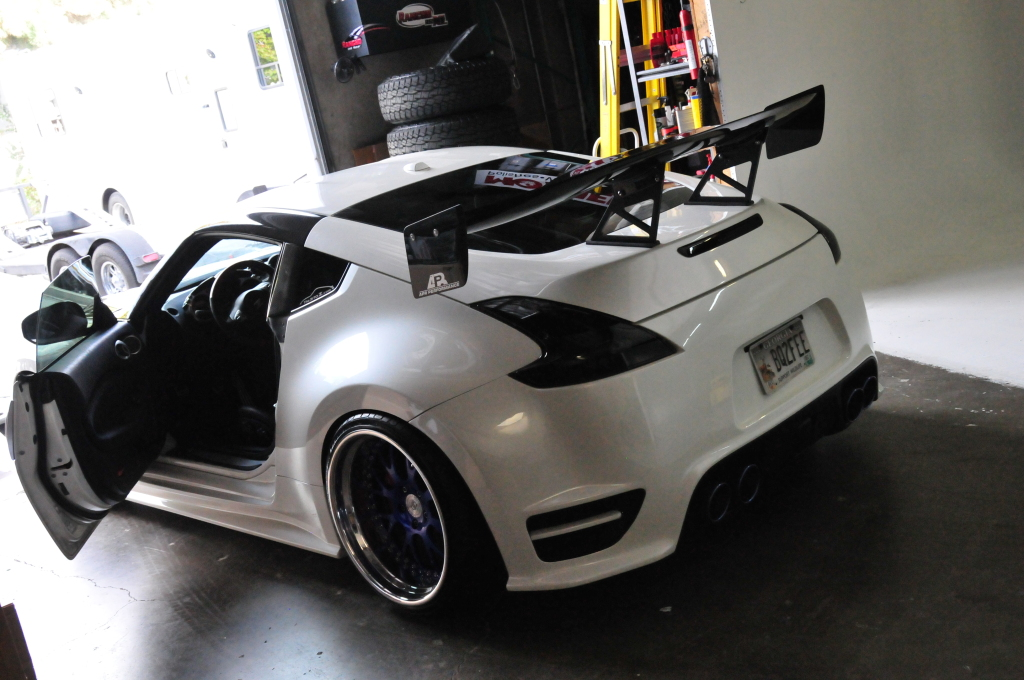 Build: 1000 Horsepower Twin Turbo Nissan 370Z Part 1
