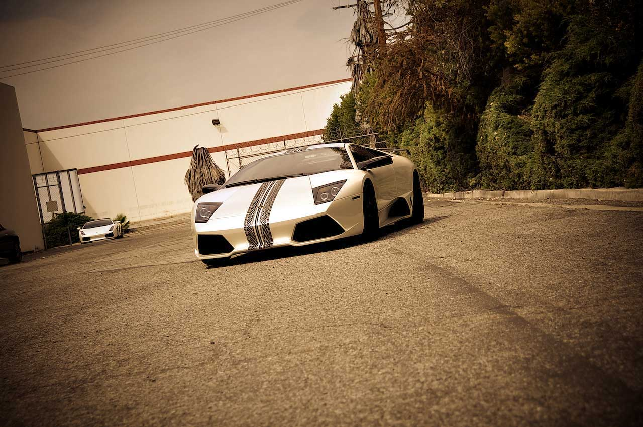 Build: 700 All-Wheel HP Twin Turbo Lamborghini Murcielago LP640