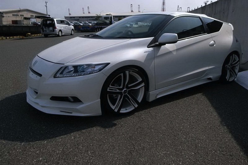 Ams Offers Honda Cr Z Hybrid Body Kit Forcegt Com