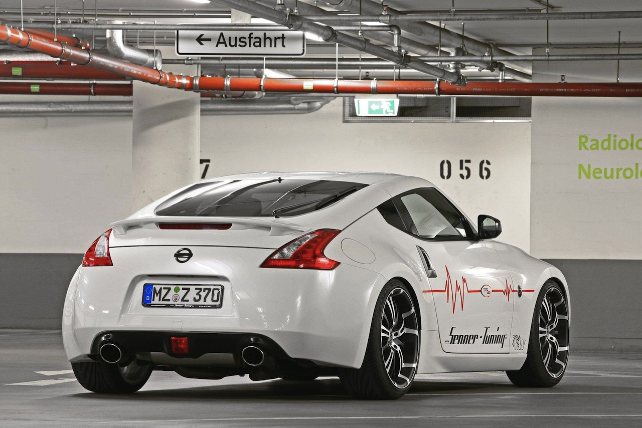 Pics Photos - Senner Tuning Offers Performance Package For Nissan 370z