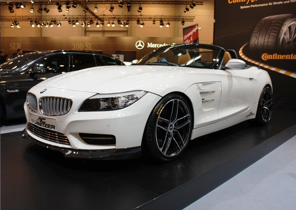 2010 essen motor show ac schnitzer bmw z4. Black Bedroom Furniture Sets. Home Design Ideas