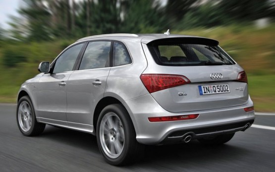 Audi Q5 Hybrid to Hit Showrooms in 2011