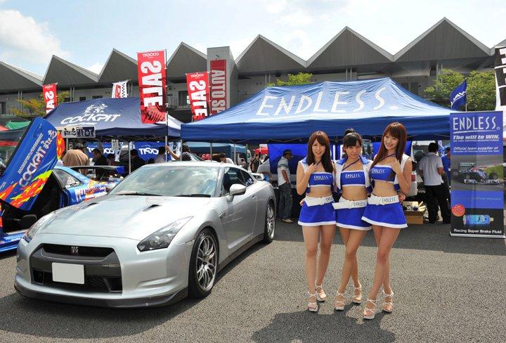 Happenings Nissan Skyline Festival Amp Trackday At Fuji