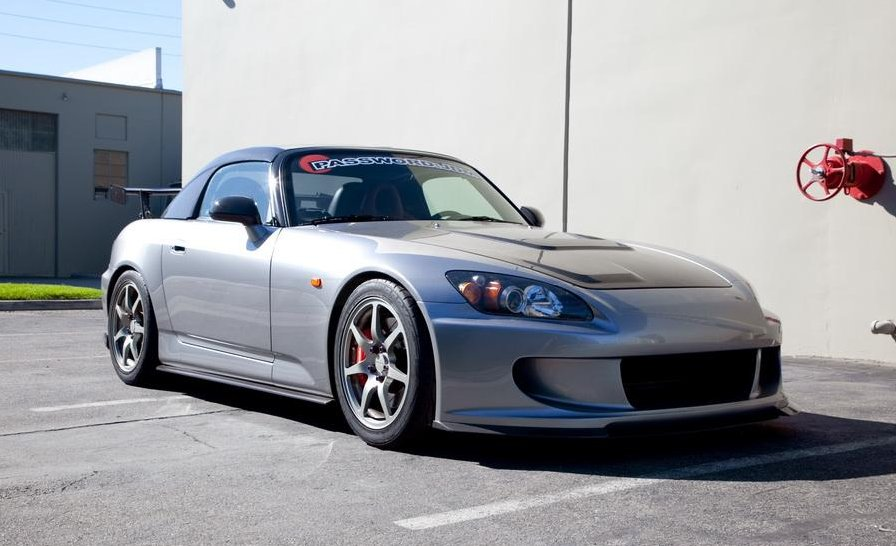 S2000 tuning specialist GoTuning built and tuned this neat AP2 S2000 ...
