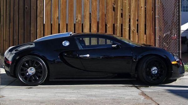 Bugatti Veyron Replica Made Out Of Porsche Boxter