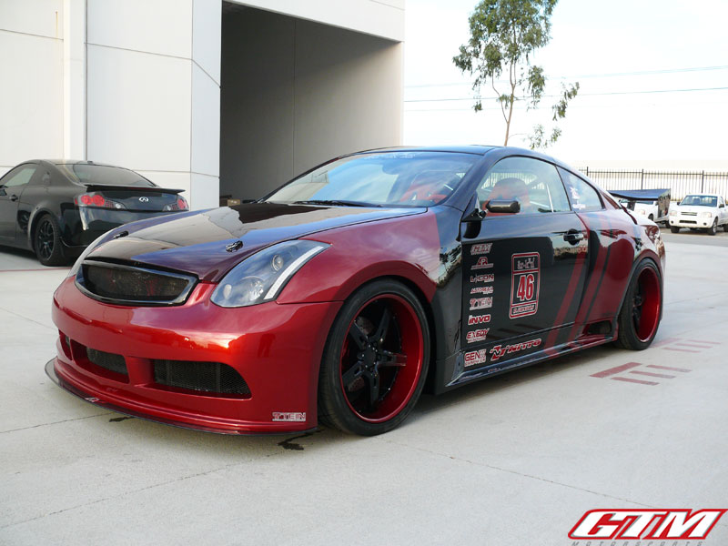 Tuned Gtm Wide Body Infiniti G35 Forcegt Com