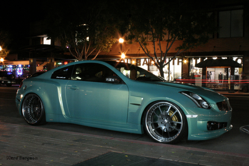 Widebody Madness Intensepower Twin Turbo Infiniti G35