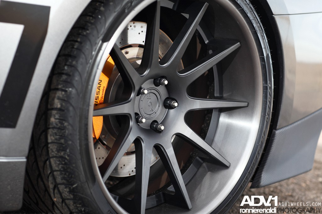 Tuned R35 Nissan Gt R By Adv 1 Switzer And Tecnocraft