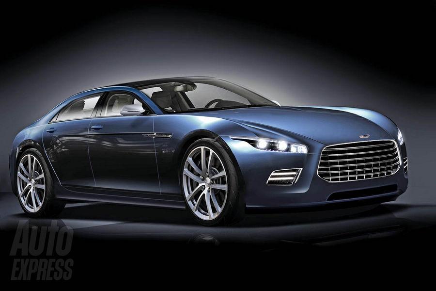 Aston Martin Cars News Lagonda Returns As Suv And Sedan