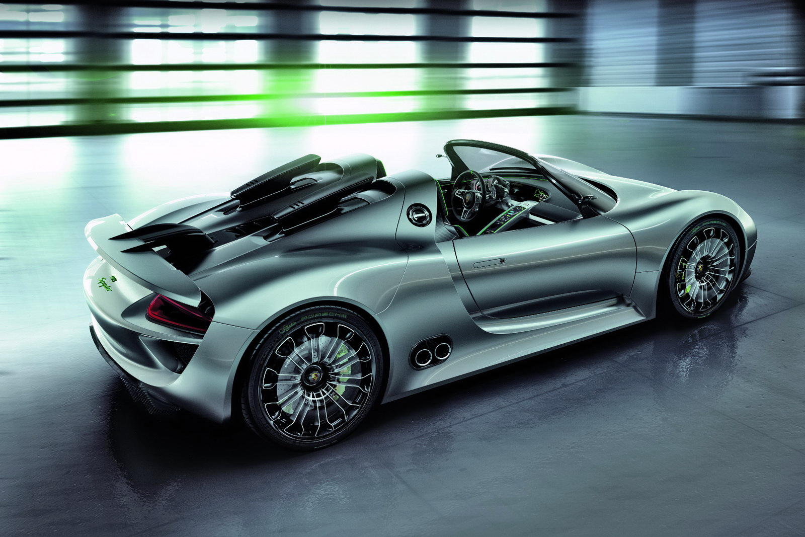 porsche 918 spyder hybrid confirmed for production. Black Bedroom Furniture Sets. Home Design Ideas