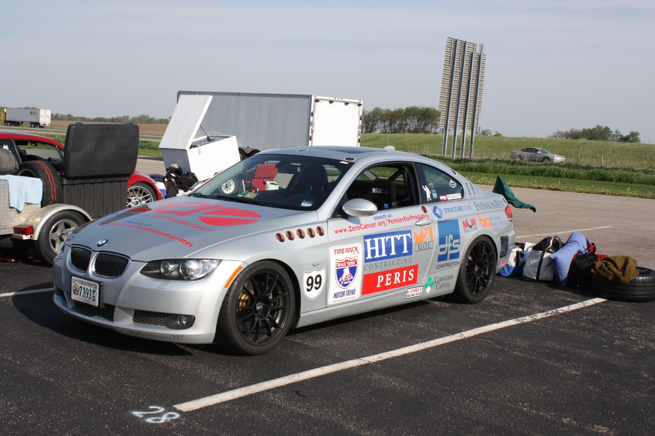 Event 2011 One Lap Of America