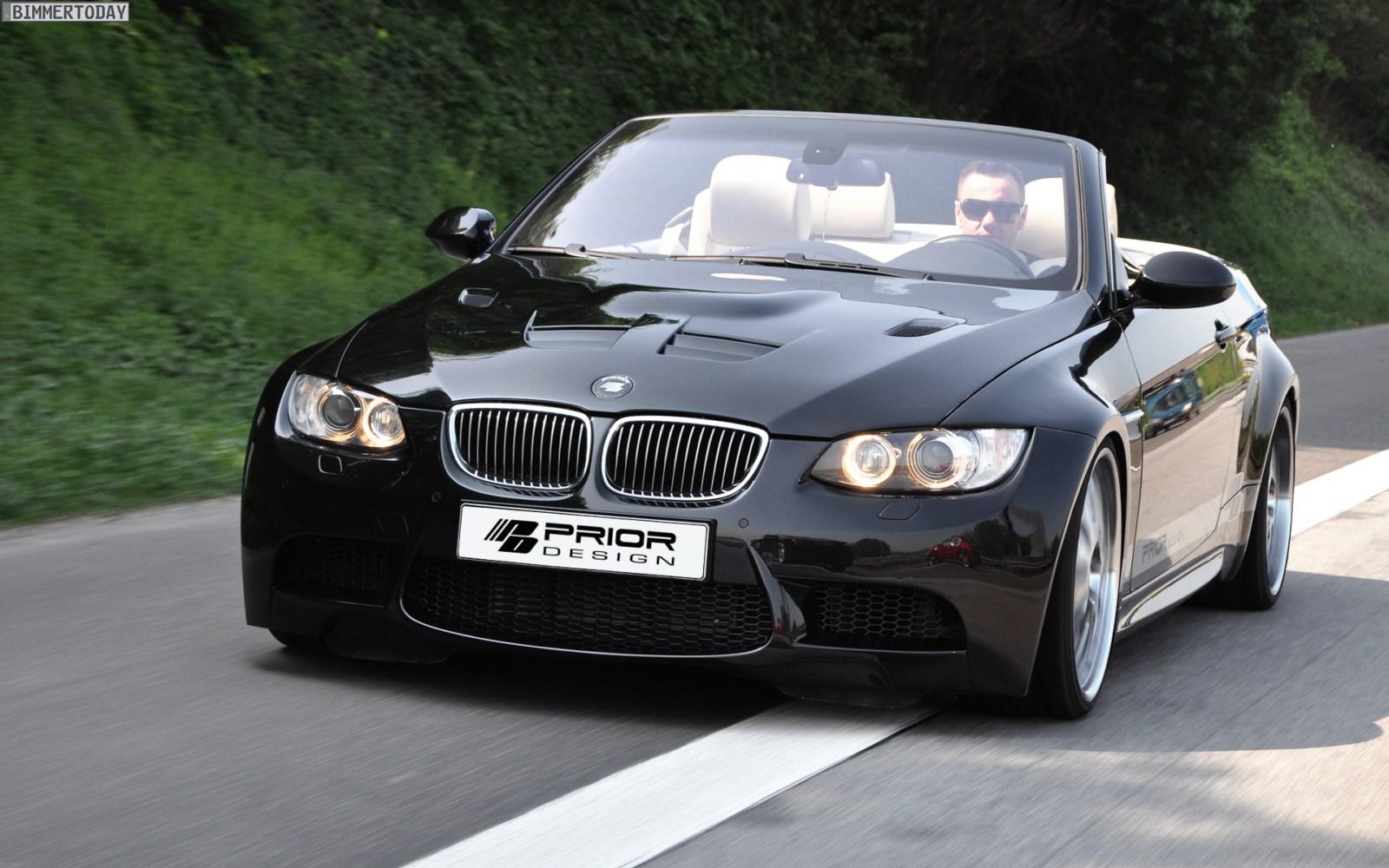 BMW E93 3-Series Wide Body by Prior Design - ForceGT.com