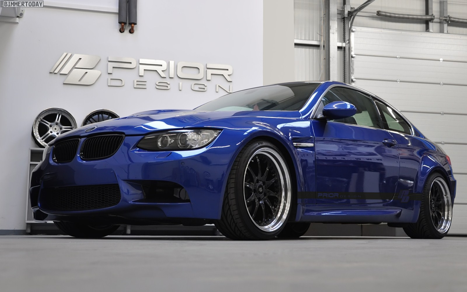 bmw e93 3 series wide body by prior design. Black Bedroom Furniture Sets. Home Design Ideas