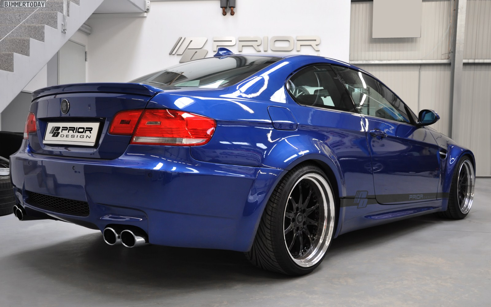 Bmw E93 3 Series Wide Body By Prior Design Forcegt Com