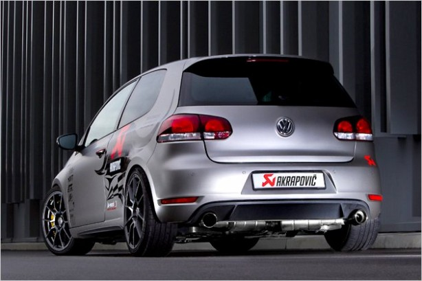 volkswagen golf gti akrapovic edition. Black Bedroom Furniture Sets. Home Design Ideas