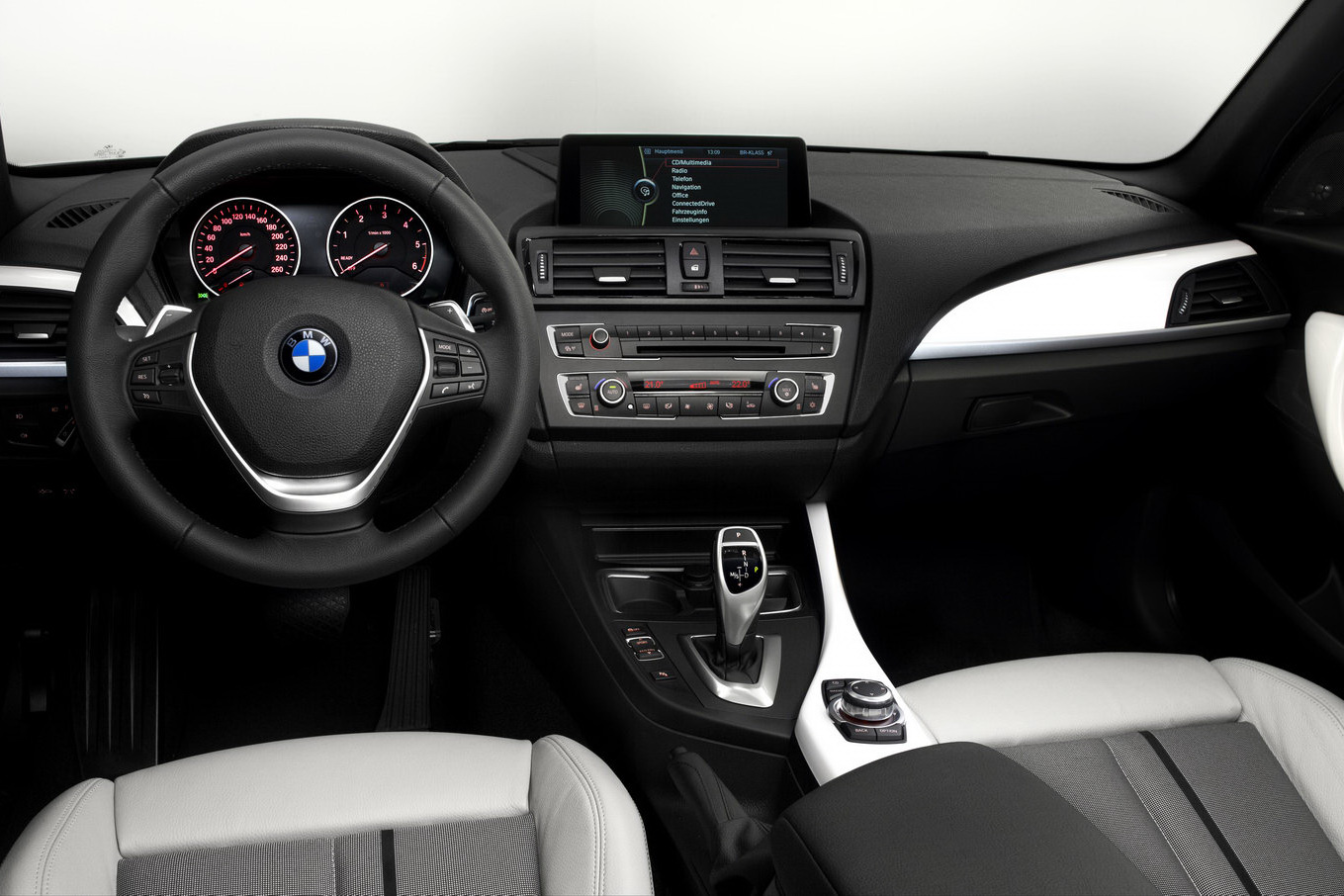 2012 Bmw 1 Series F20 Interior 11 Forcegt Com