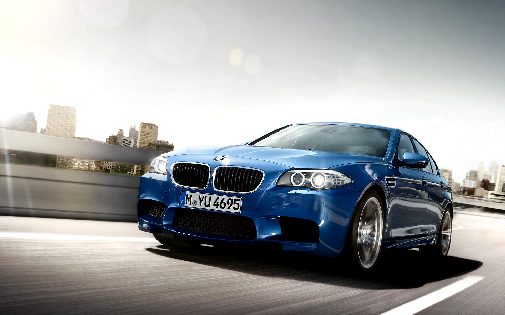 new f10 bmw m5 high resolution wallpapers