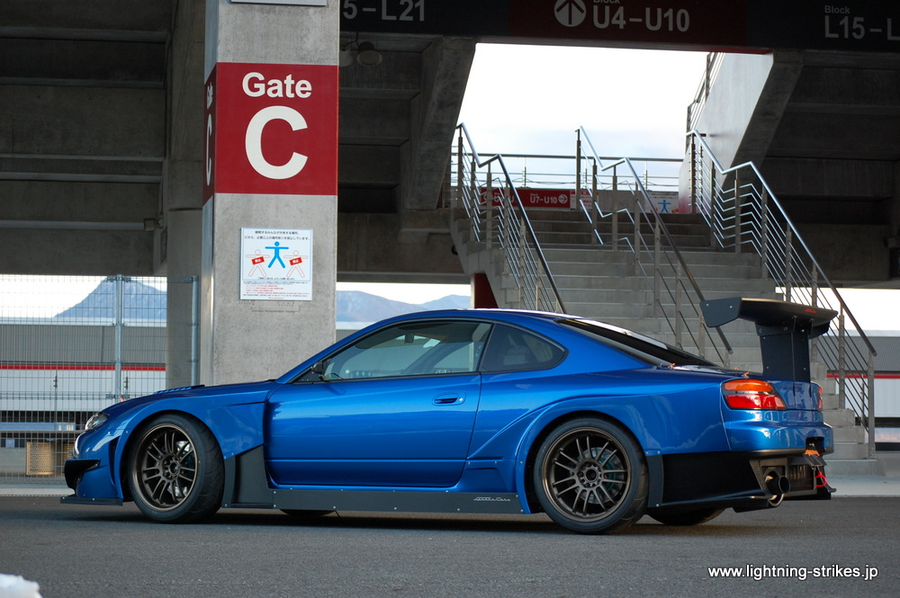 Jum Widebody S15 Silvia 06 Forcegt Com