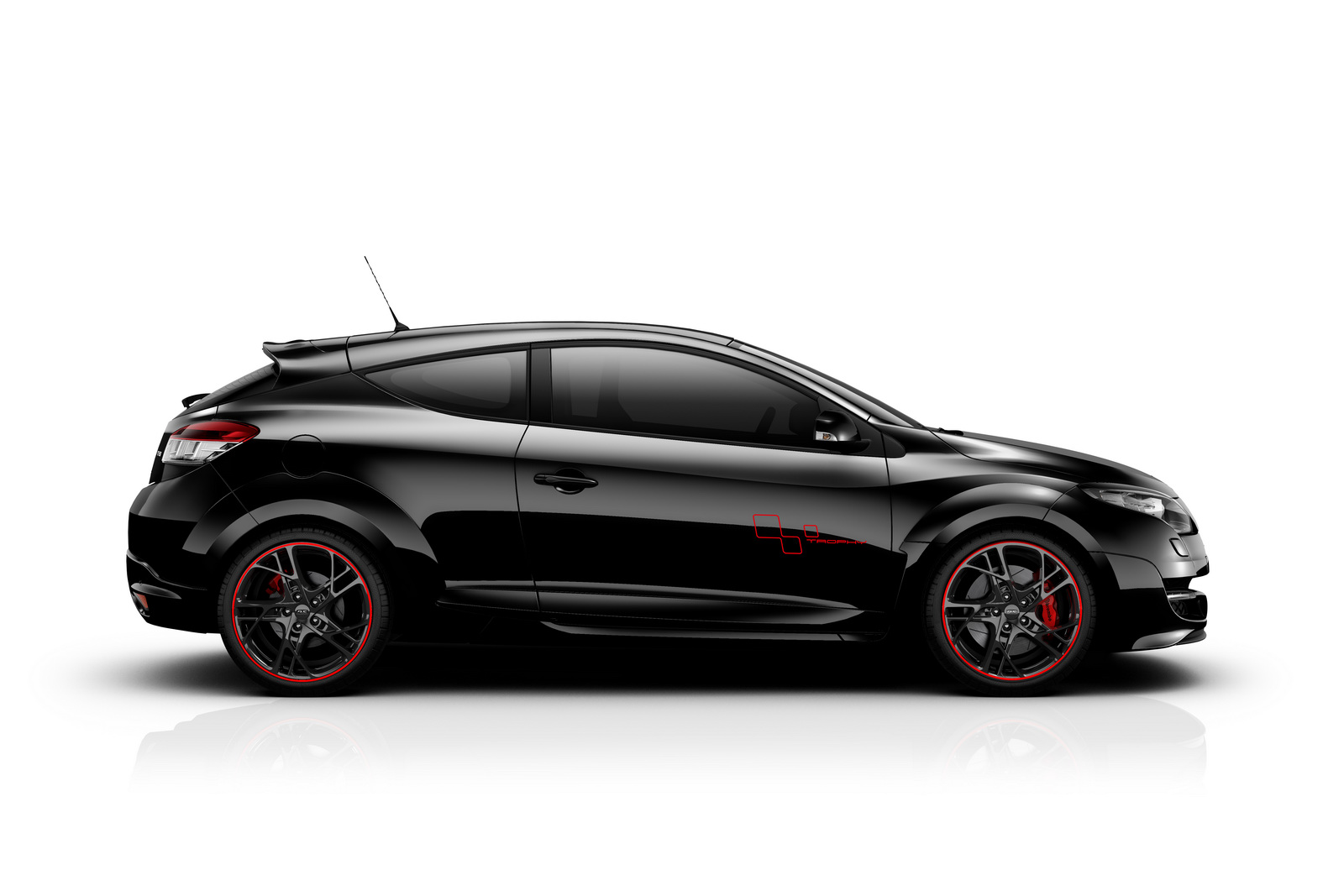 Renault Megane Rs 265 Trophy Pictures to pin on Pinterest