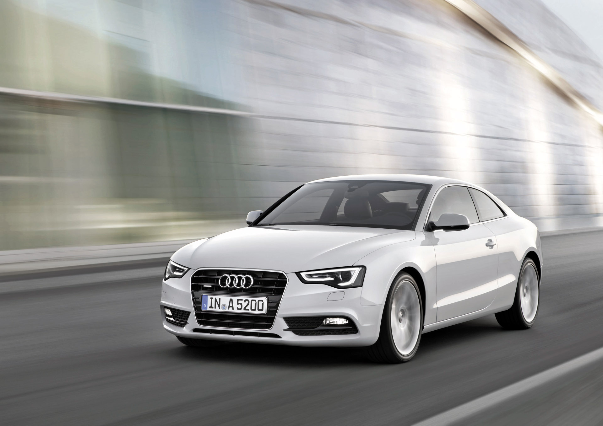 2012 audi a5 range gets refreshed. Black Bedroom Furniture Sets. Home Design Ideas