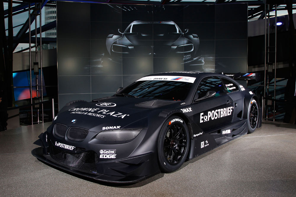 Bmw M3 Dtm Race Car For 2012 Season Unveiled Forcegt Com