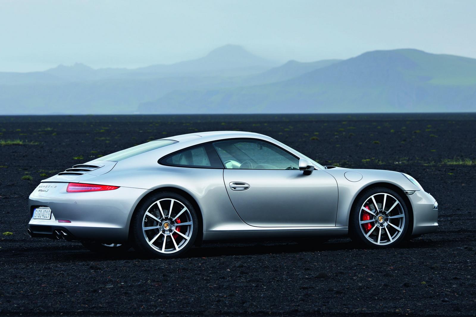 New Porsche 911 Revealed Forcegt Com