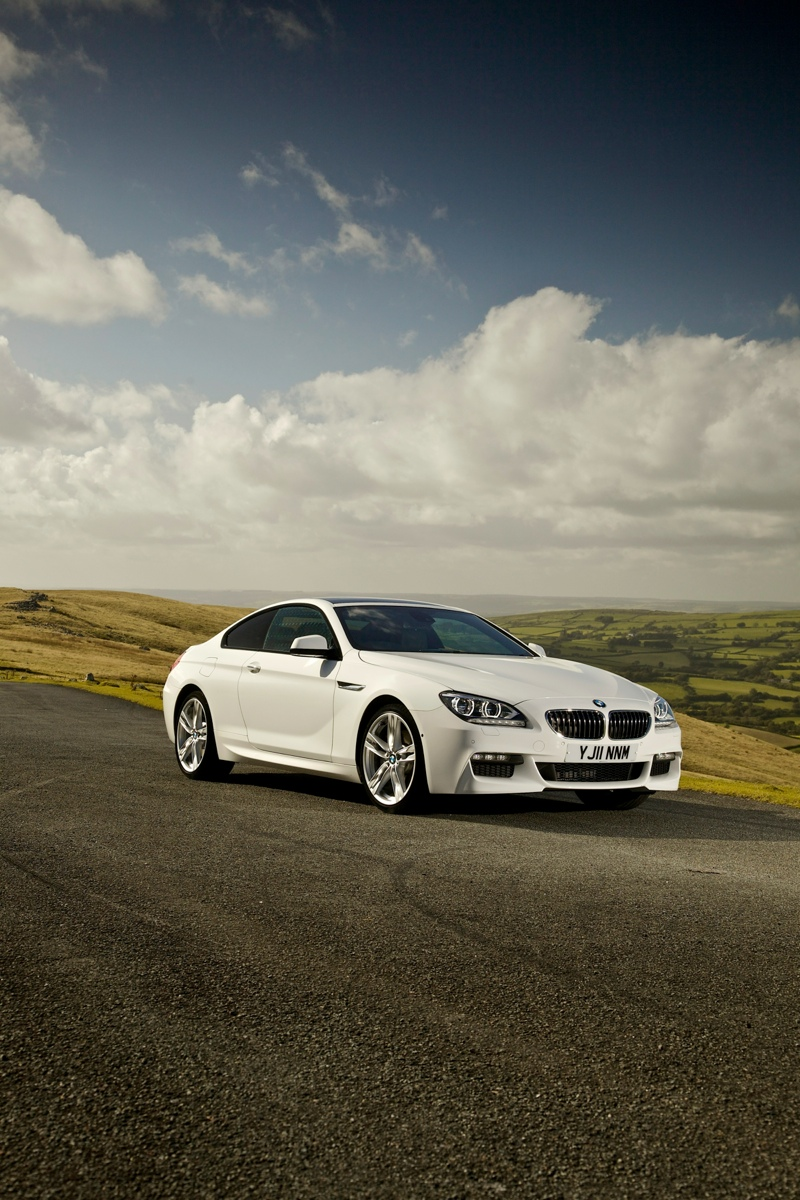 BMW 6-Series Flagship Diesel: 640d M Sport