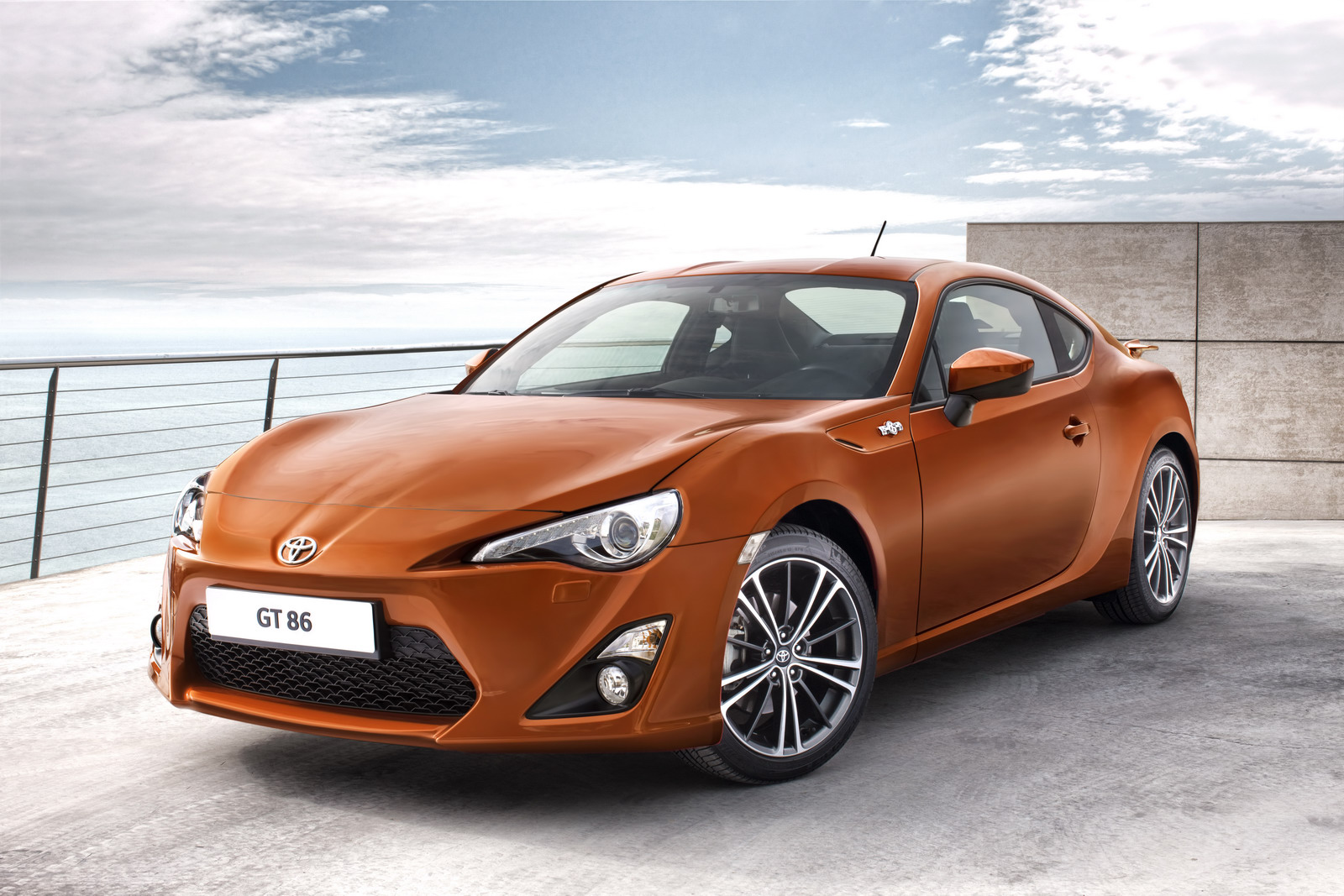 new toyota gt 86 coup the real ft 86. Black Bedroom Furniture Sets. Home Design Ideas