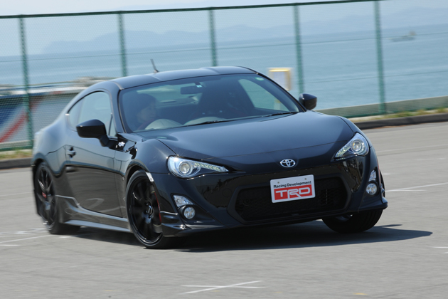 """Gallery: Toyota GT86 """"TRD Performance"""" - ForceGT.com"""