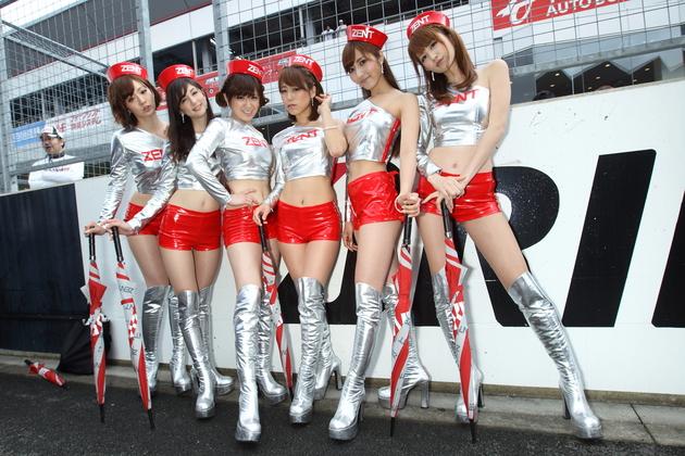 2012 Super Gt Round 2 Race Queen 01 Forcegt Com