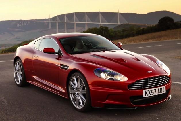 Aston Martin Celebrates 100th Birthday With All New Model Next