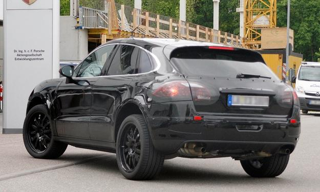Porsche Cars News Macan Suv Spy Photos