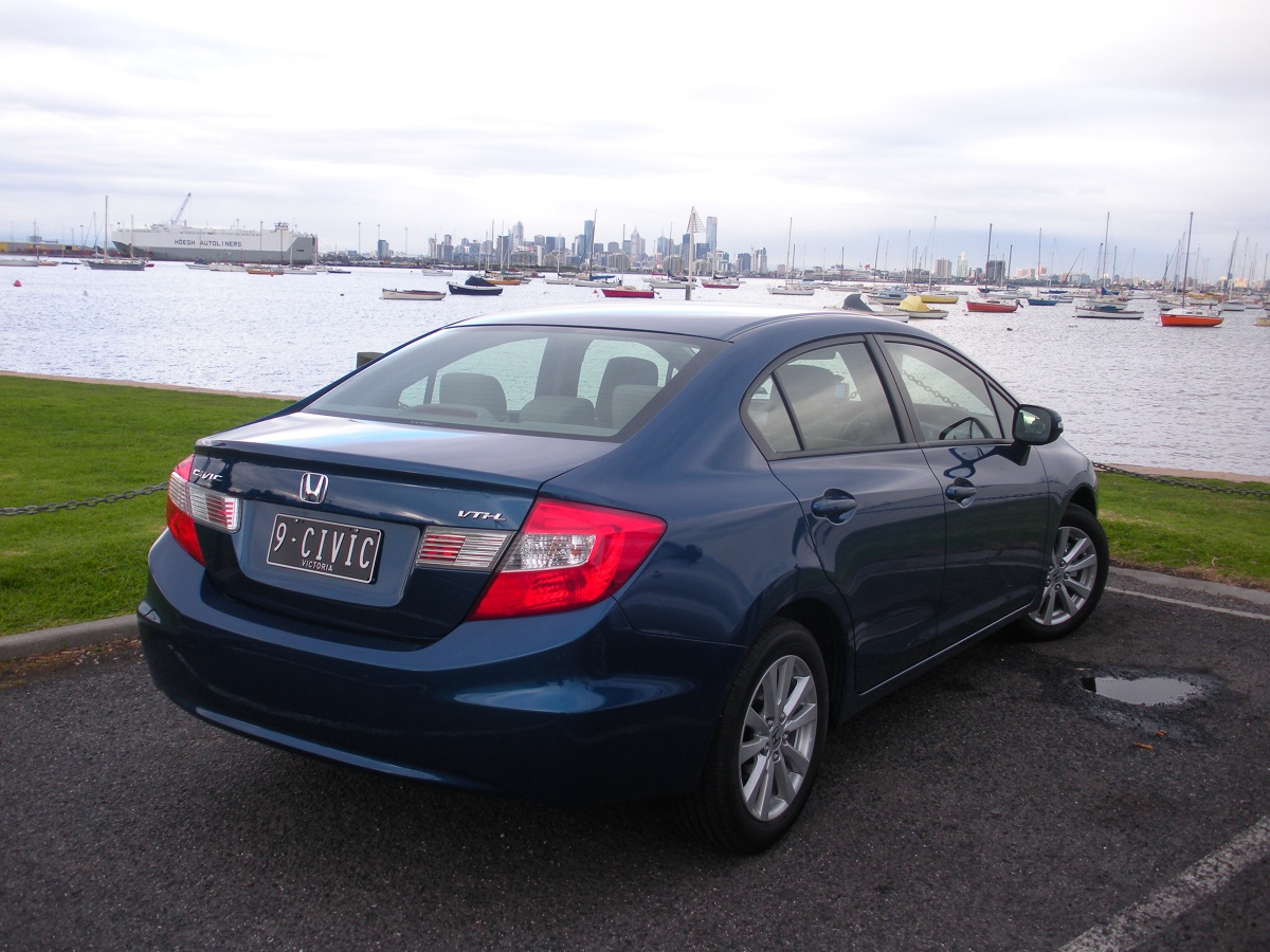 honda civic review 2012 civic sedan