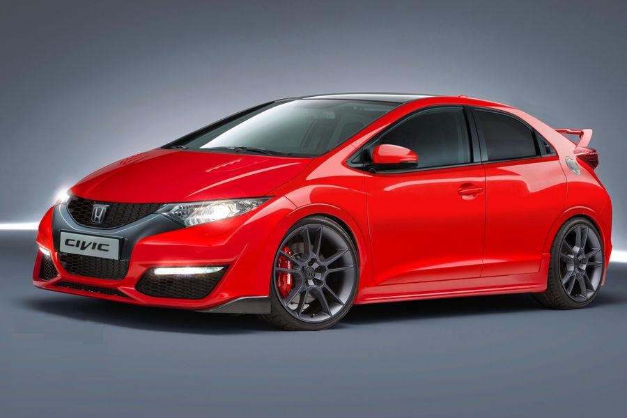 2013 honda civic type r rumoured to be turbo powered. Black Bedroom Furniture Sets. Home Design Ideas