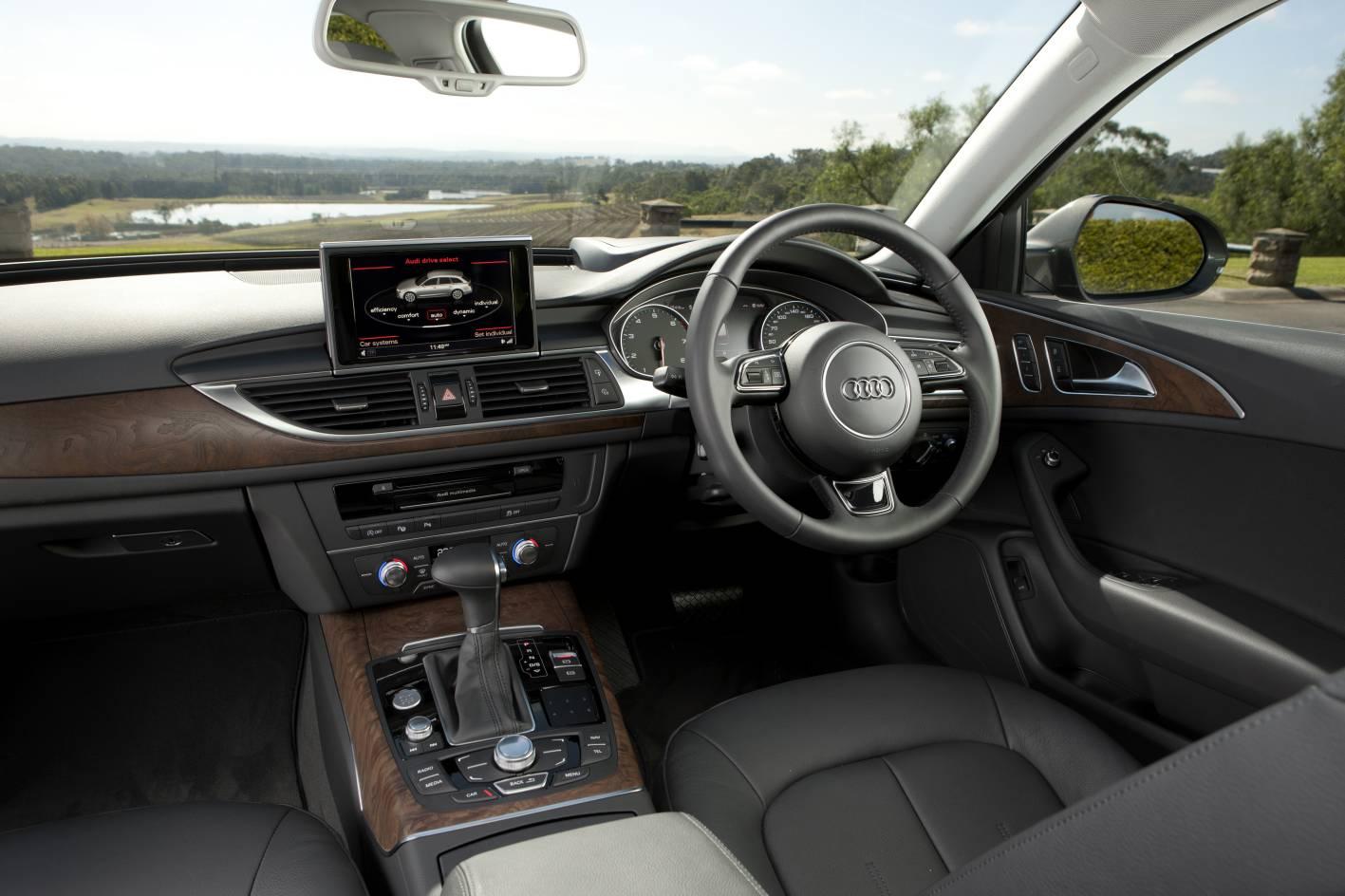 2013 Audi A6 Avant Launched In Australia Forcegt Com