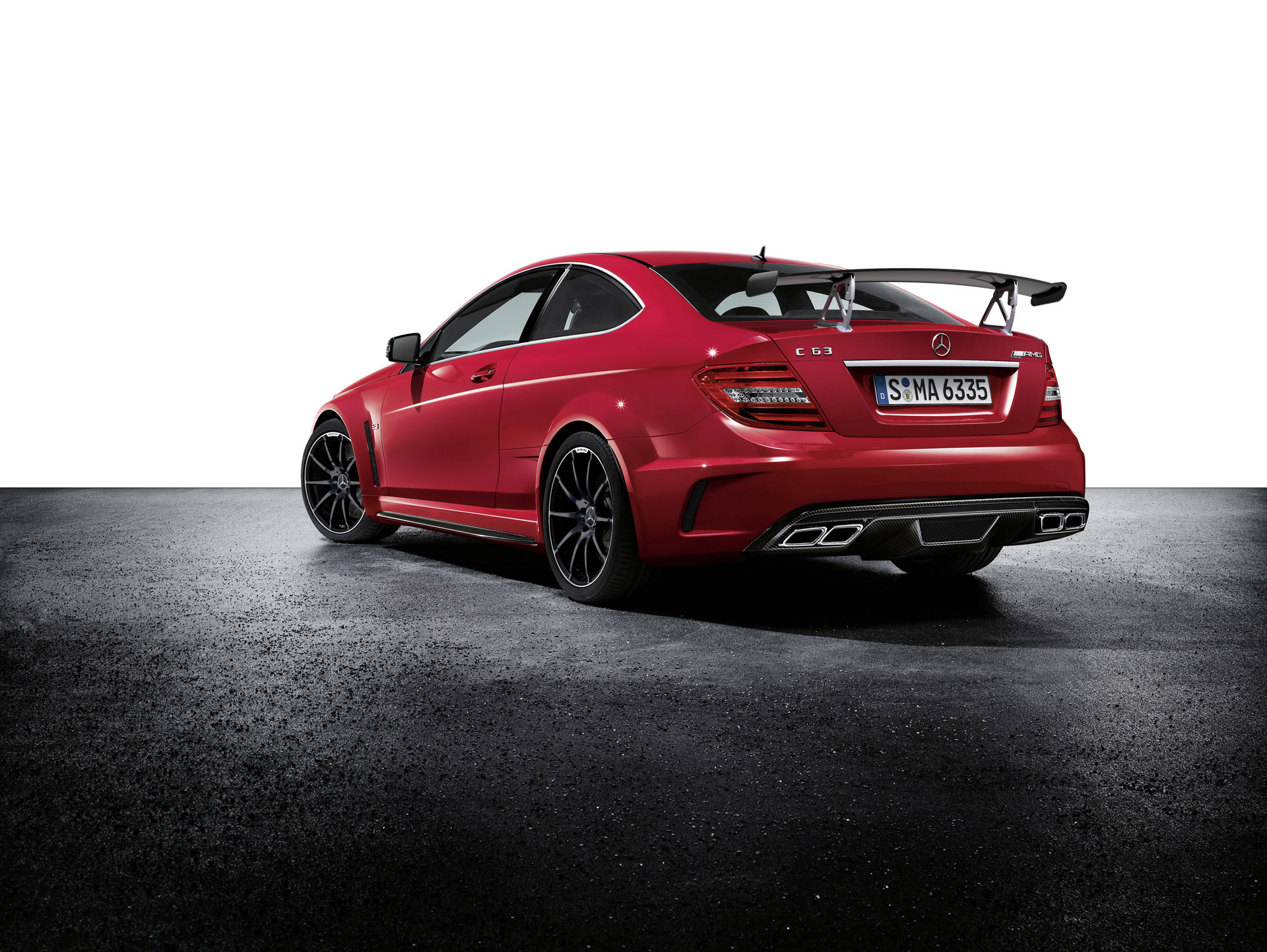 Mercedes C63 AMG Black Series is now Sold Out - ForceGT.com