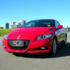 Honda CR-Z Review – 2012 Manual Sport, Grill