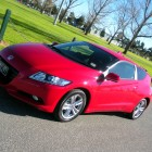Honda CR-Z Review – 2012 Manual Sport, Passenger Side