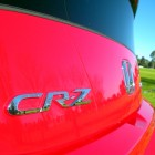 Honda CR-Z Review – 2012 Manual Sport, CR-Z Badge