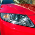 Honda CR-Z Review – 2012 Manual Sport, Headlight
