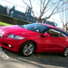Honda CR-Z Review – 2012 Manual Sport, Passenger Side 2
