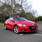 Honda CR-Z Review – 2012 Manual Sport, Driver Front 2
